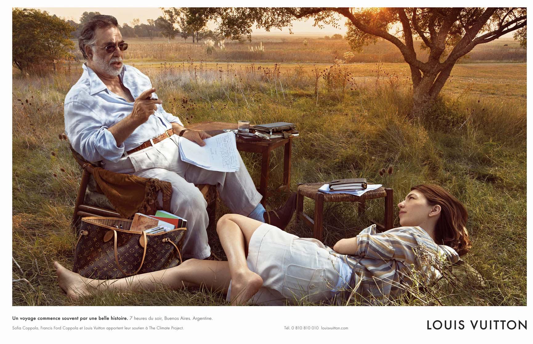Annie Leibovitz fotografeert Francis Ford Coppola