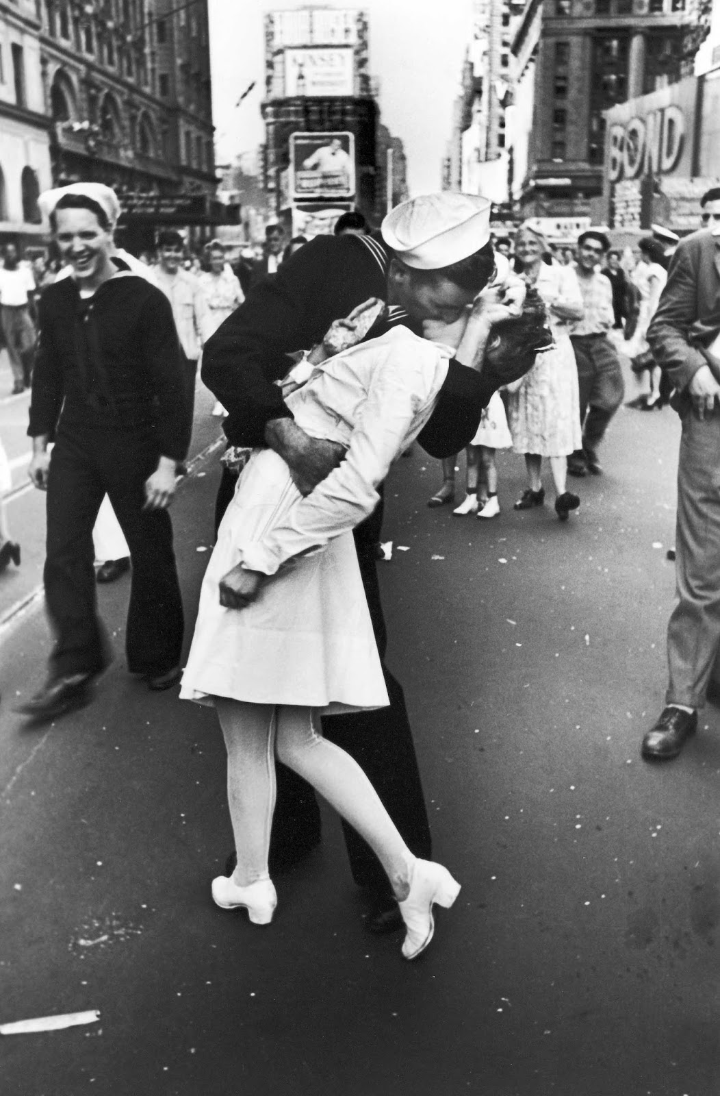 The Kiss Alfred Eisenstaedt