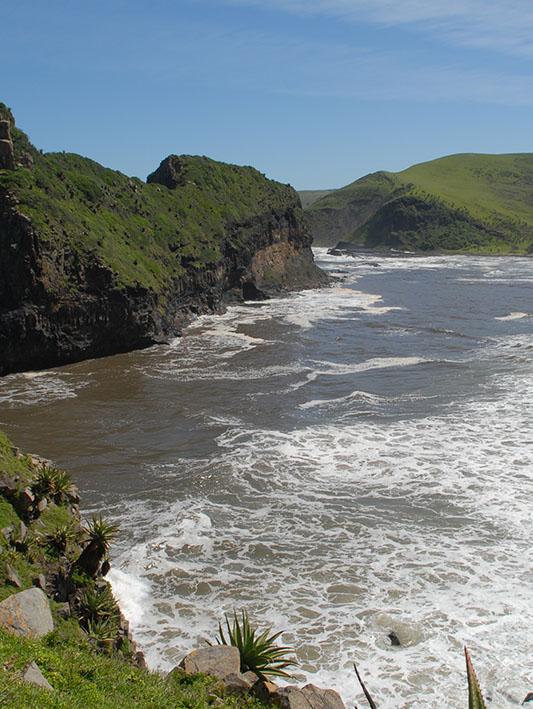 Fotografie Zuid-Afrika - Wild Coast