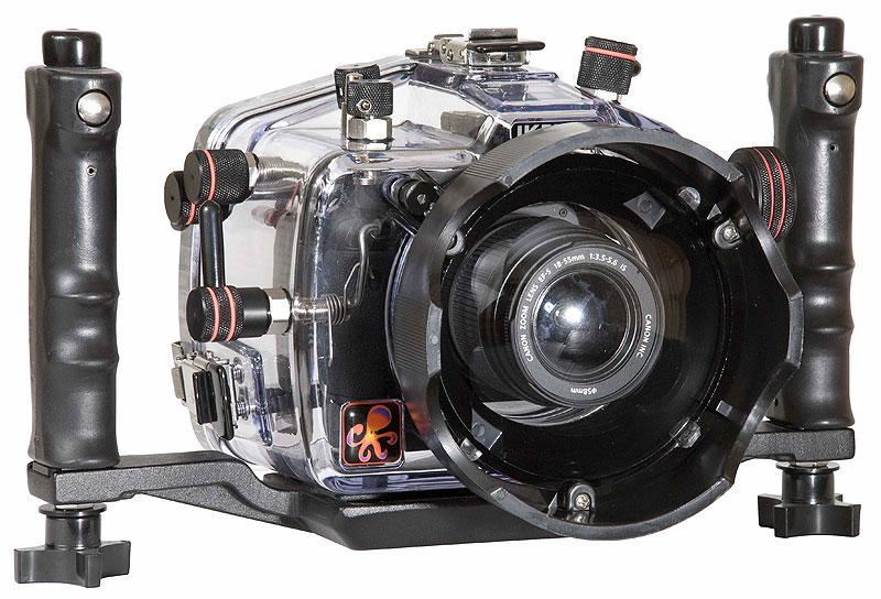 Ikelite onderwaterhuis voor Canon Eos450