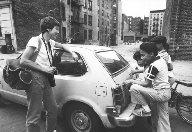 Martha Cooper 1980 New York City