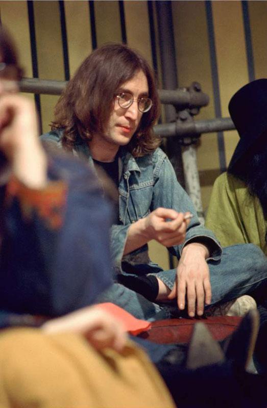 foto: Bill Wyman | John Lennon