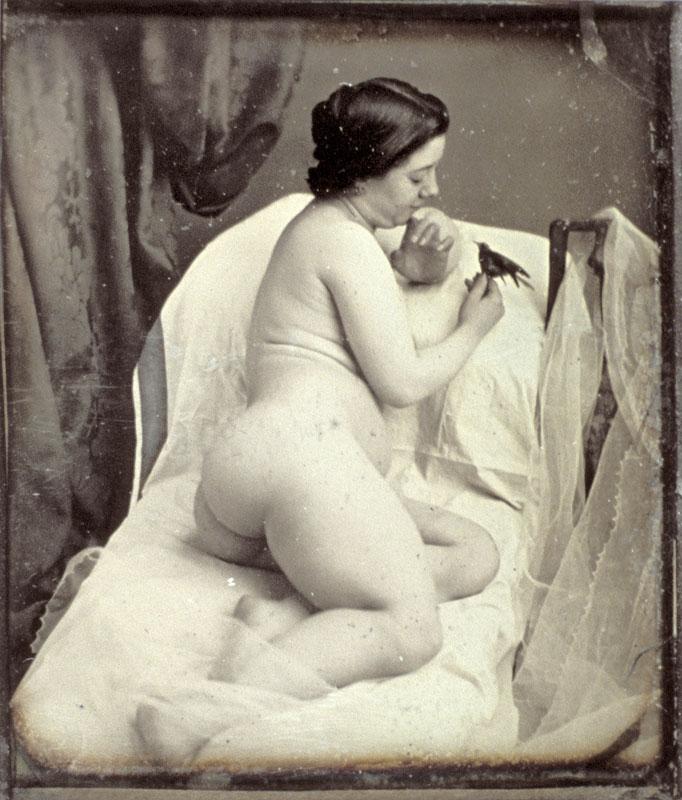 foto: daguerreotypie © Bruno Braquehais / Bijzondere Collecties Universiteitsbibliotheek Leiden