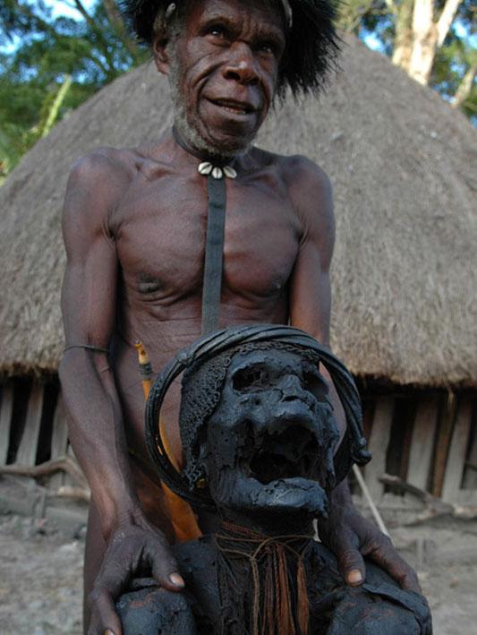 Irian Jaya: Fotograferen in Nieuw Guinea