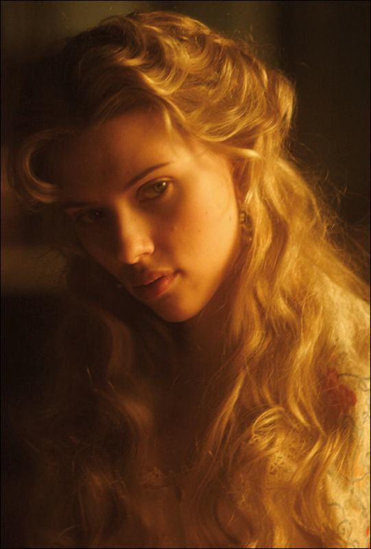 foto: Stephen Vaughan. ALL RIGHTS RESERVED | Beautiful Scarlett as Olivia