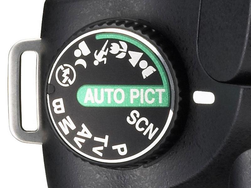 volautomatische stand camera