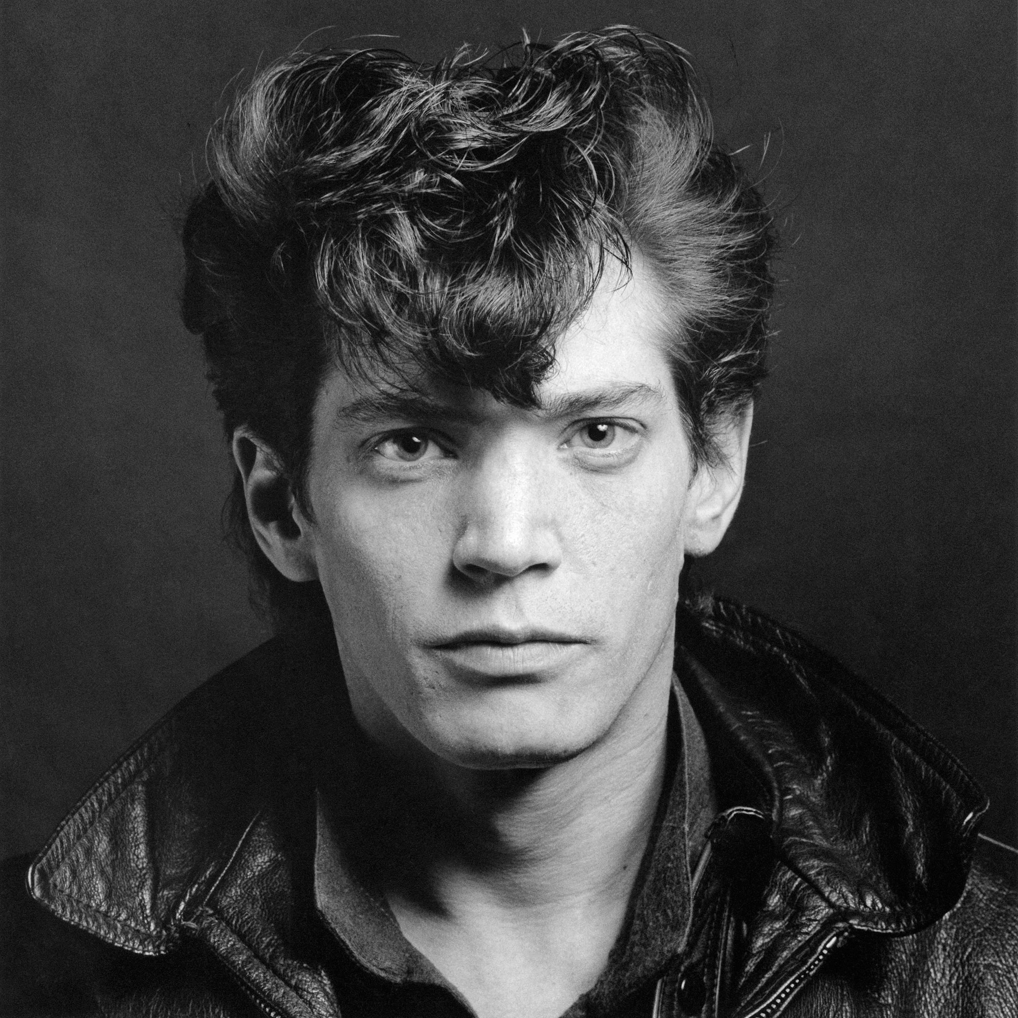 ‍foto: Robert Mapplethorpe, Self-Portrait (1980)