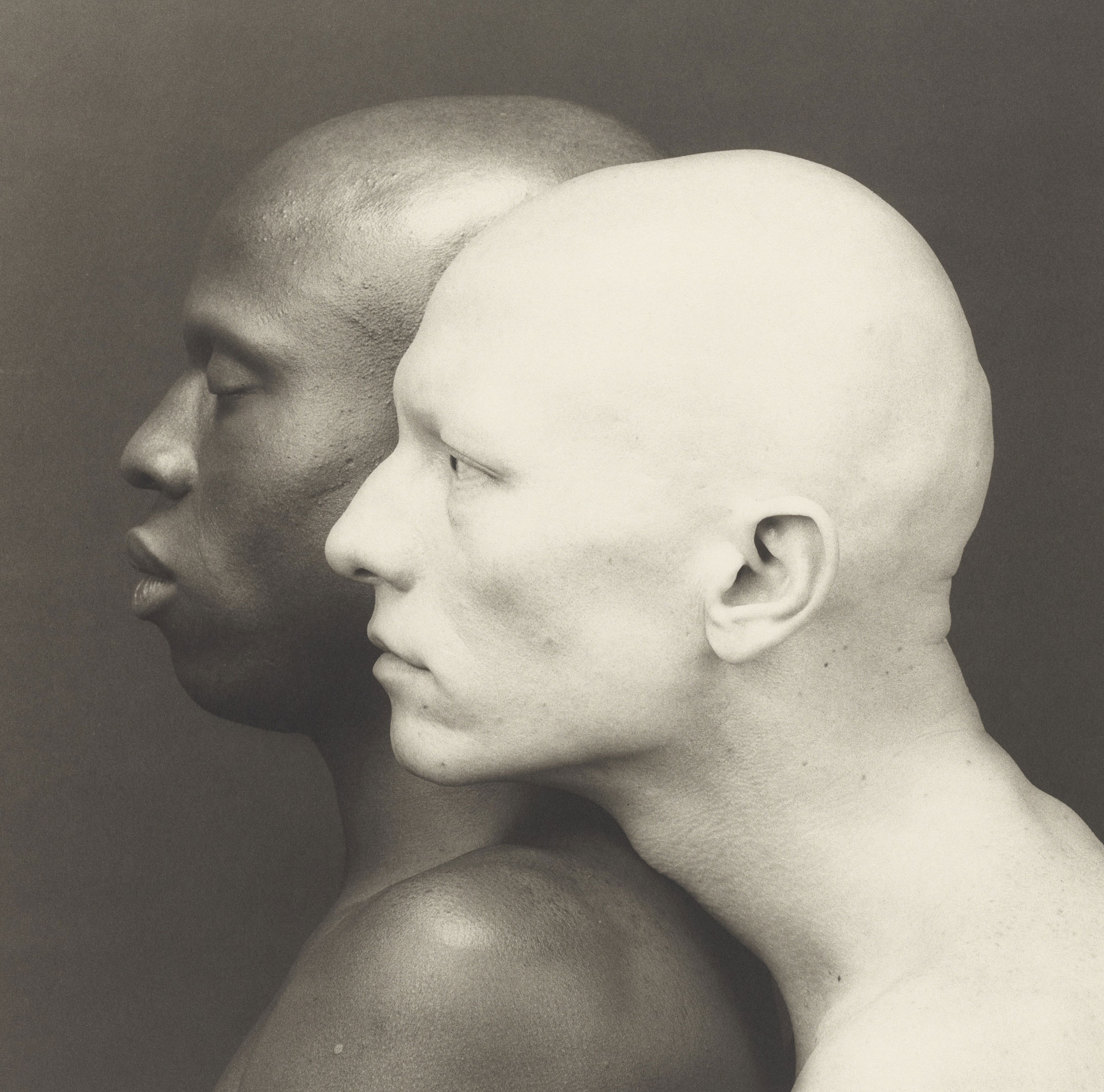 foto: Robert Mapplethorpe - Ken Moody and Robert Sherman (1984)