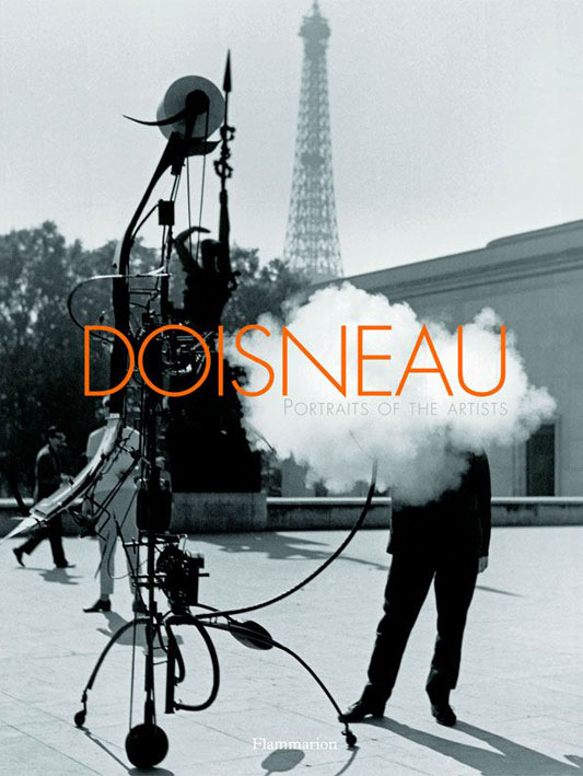 Doisneau, Portraits of the Artists