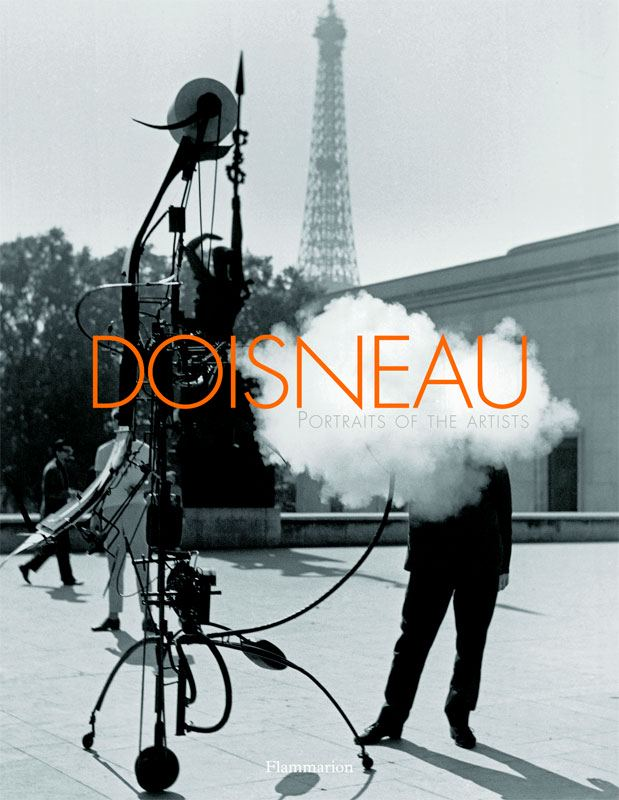 Doisneau, Portraits of the Artists - Robert Doisneau, isbn 9782080300645