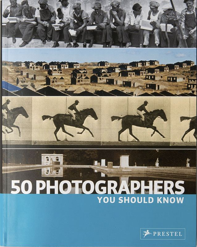 50 Photographers you should know - Peter Stepan, isbn 9783791340180
