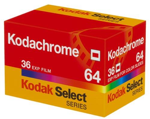 Kodachrome verpakking
