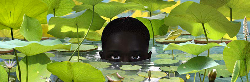 Ruud van Empel, courtesy Flatland Gallery | World #17 2006