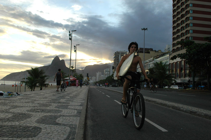 foto: Tom van der Leij - Rio de Janeiro, boulevard