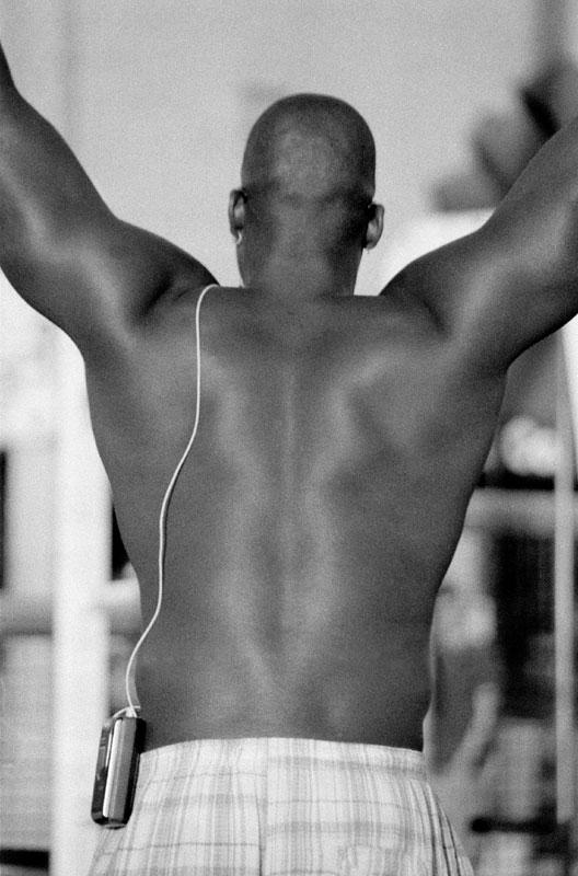rug bodybuildersoor Sacha de Boer