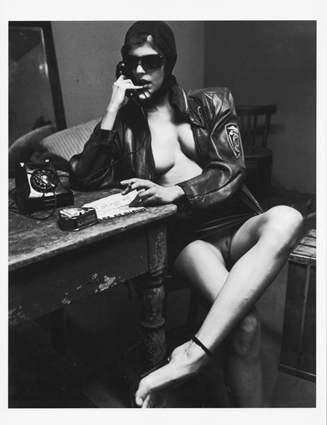 foto: Helmut Newton | Leatherjacket