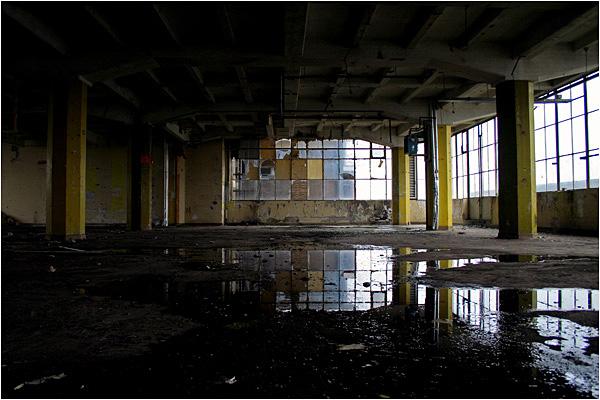foto: Dimitri van Veenen/Barth La Lau | Chocoladefabriek De Baronie, Alphen aan de Rijn, 2007
