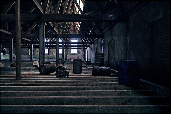 foto: Dimitri van Veenen/Barth La Lau | Aardappelmeelfabriek Ter Apel, Nederland 2007