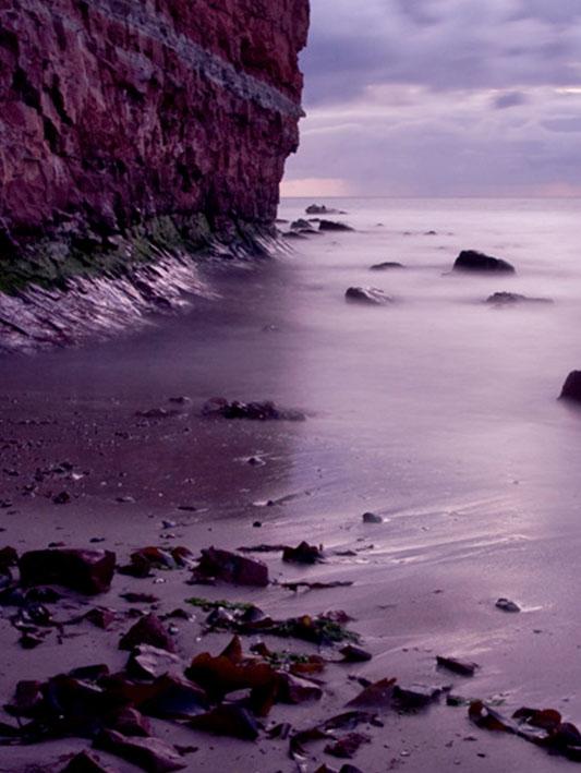 Helgoland als foto bestemming