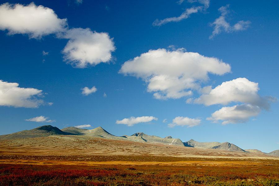 foto: Hillebrand Breuker | Rondane, Noorwegen.