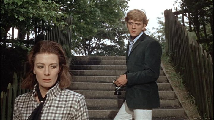 Blow Up (1966) Regie: Michelangelo Antonioni