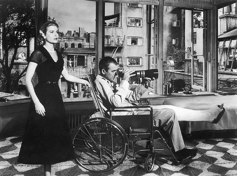 Rear Window (1954) Regie: Alfred Hitchcock