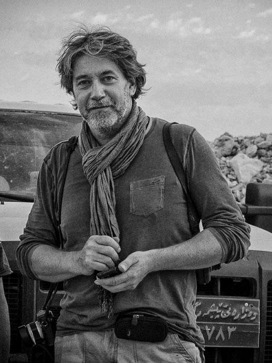 15 mei: Fotografencafé Kasteel Woerden met Eddy van Wessel