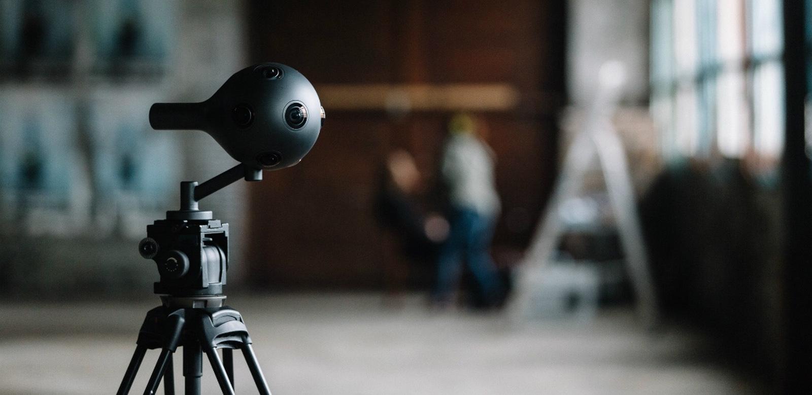 Ozo 360 graden camera