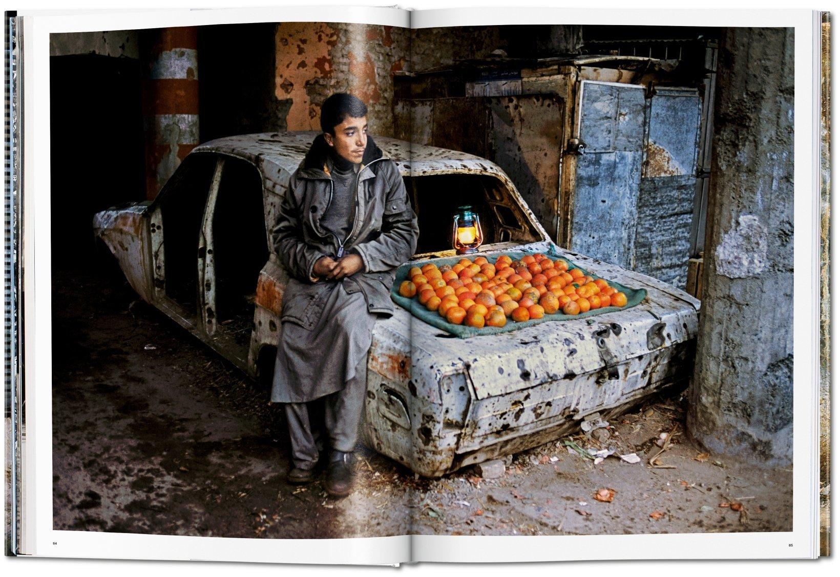foto: © Steve McCurry - Afghanistan