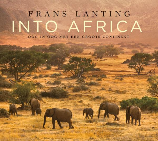 Into Africa- Frans Lanting (Nederlandstalig), isbn 9789059568013