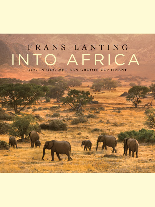Into Africa - Frans Lanting