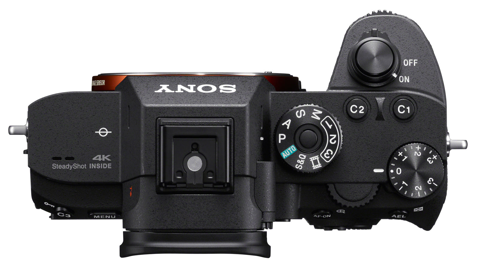 Sony α7R III-full-frame camera