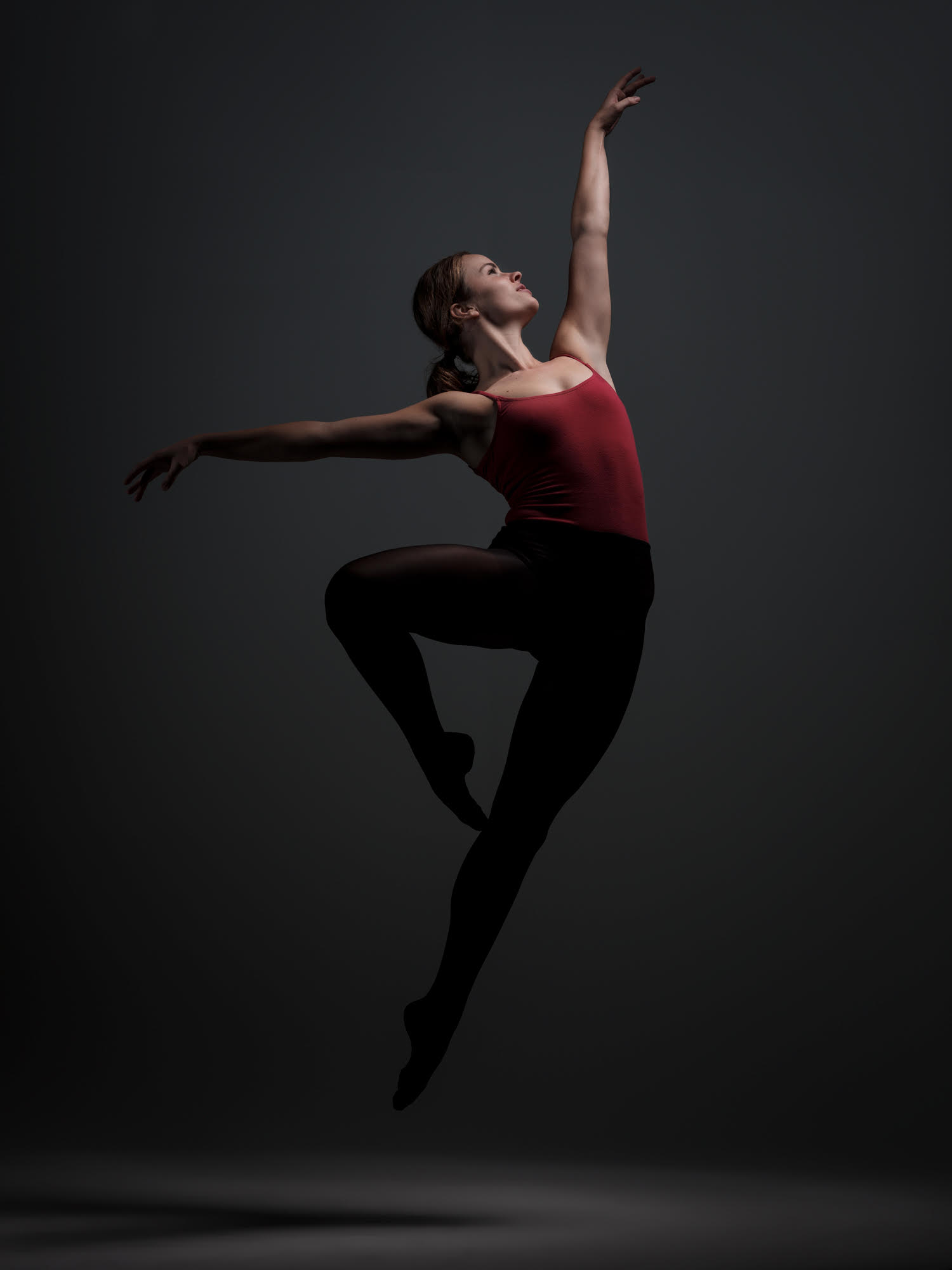 foto: © Ferry Knijn - danseres in studio