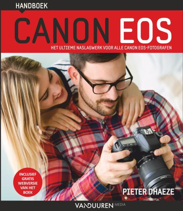 Handboek Canon EOS van Pieter Dhaeze