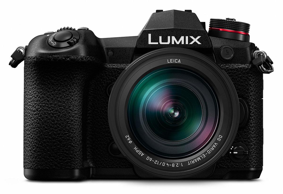 LUMIX G9 van Panasonic