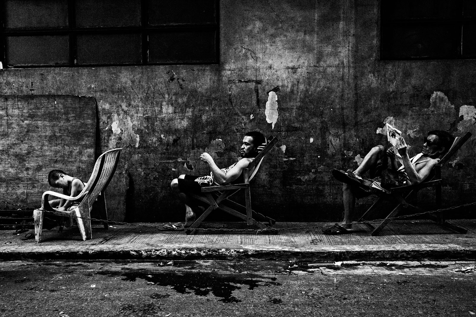 foto: © Oliver SanJuan - Philippines Street Photography Open competition 2018