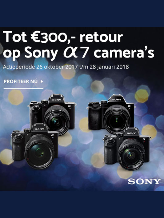 Sony-cashbacks tot maar liefst 1000 euro