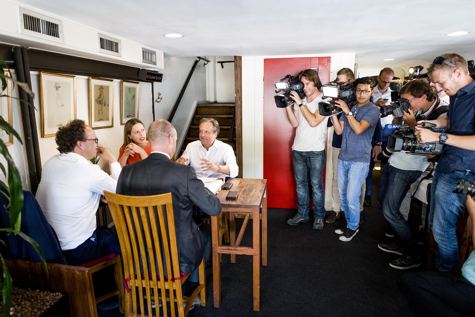 Fotografencafé Kasteel Woerden