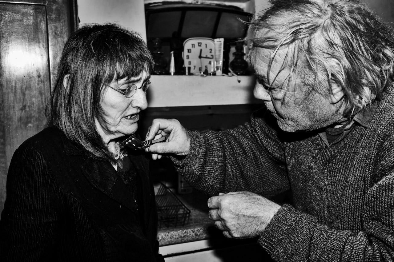 foto: ©Chris Keulen - Kwetsbare liefde