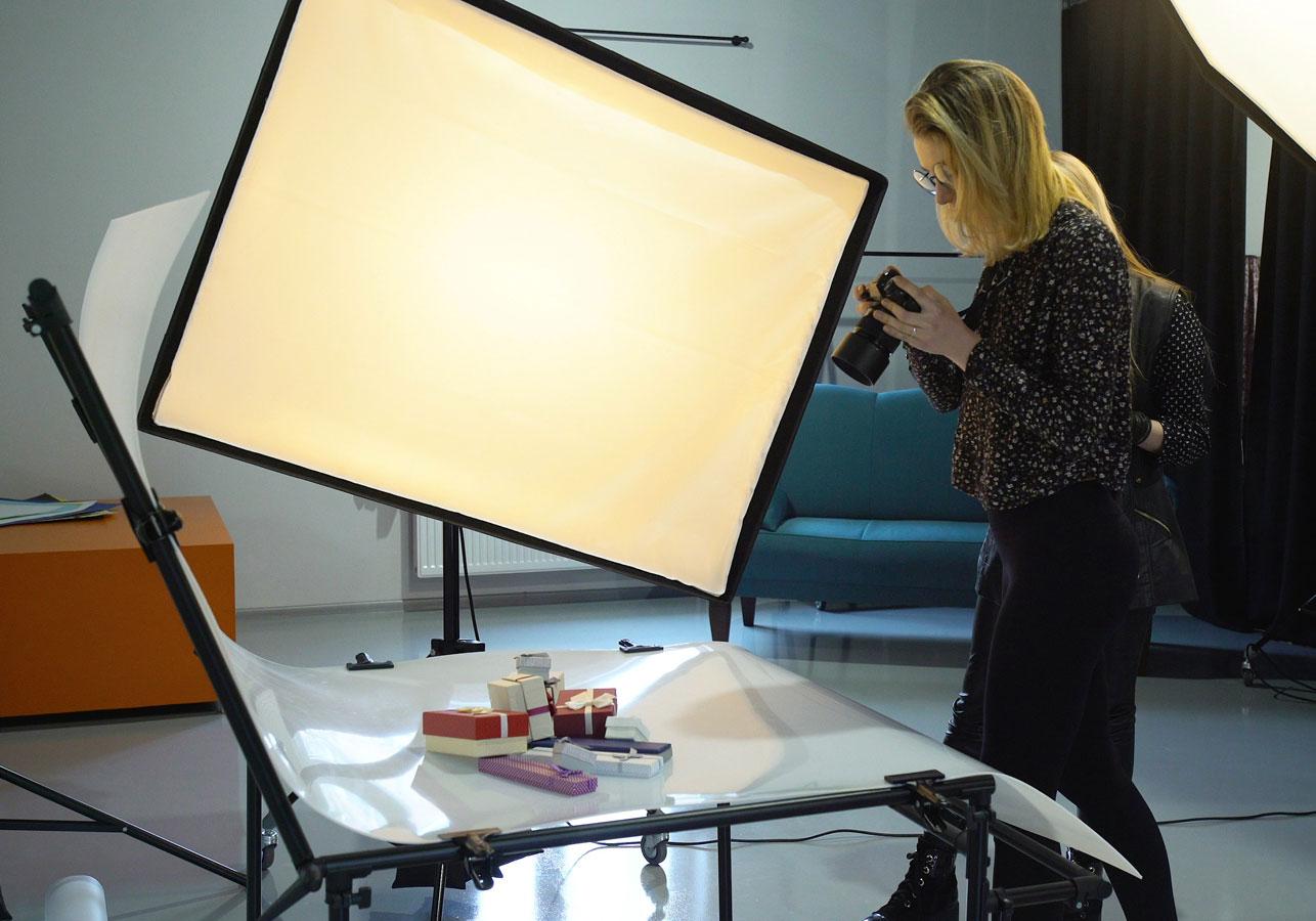 productfotografie studio