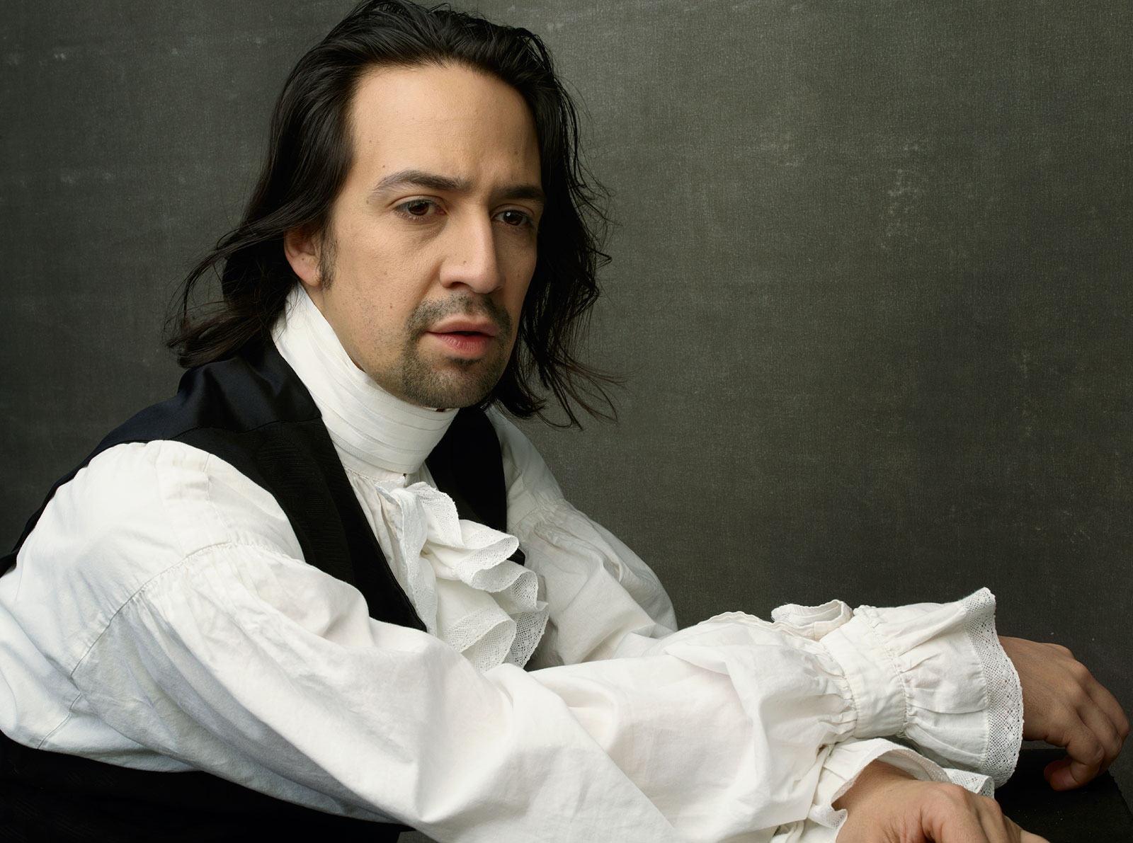 foto: © Annie Leibovitz (pages 226-227) - ‍Lin-Manuel Miranda, New York City, 2015