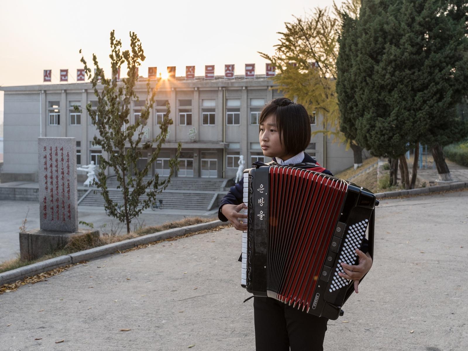 © Carl de Keyzer/Magnum Photos 2018 - Kaesong