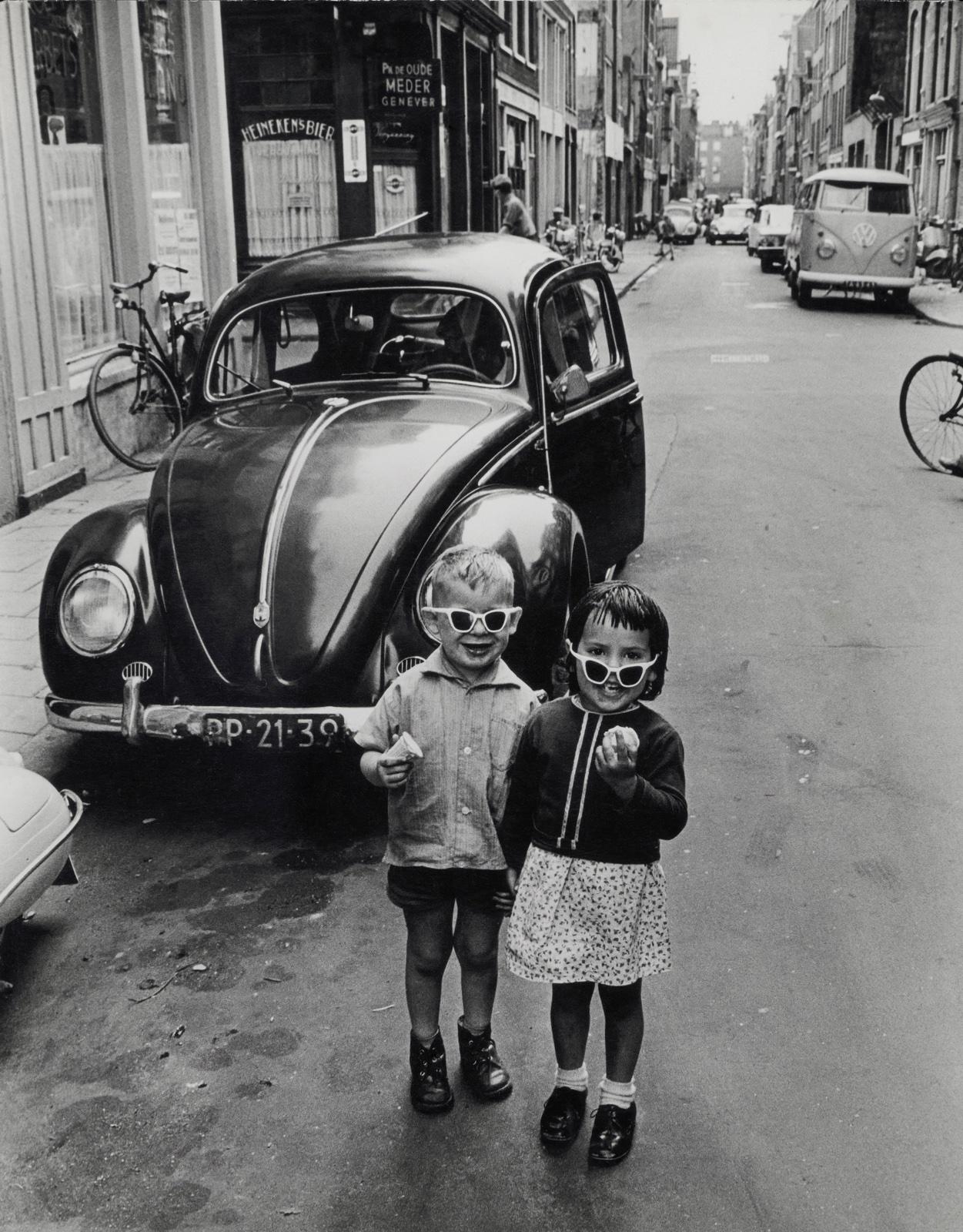 foto: Dolf Toussaint - Vinkenstraat, 1962-1963
