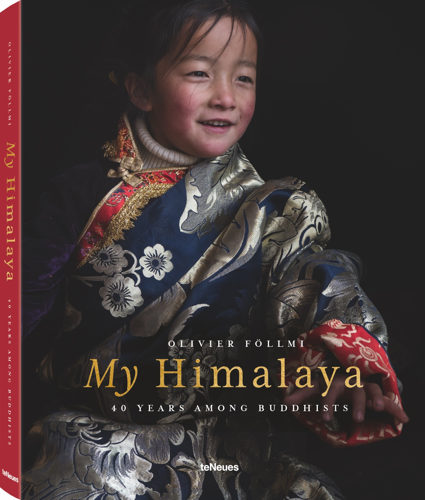 My Himalaya - 40 Years Among Buddhists van fotograaf Olivier Föllmi