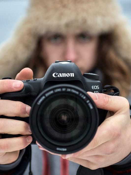 Canon zoekt avonturiers
