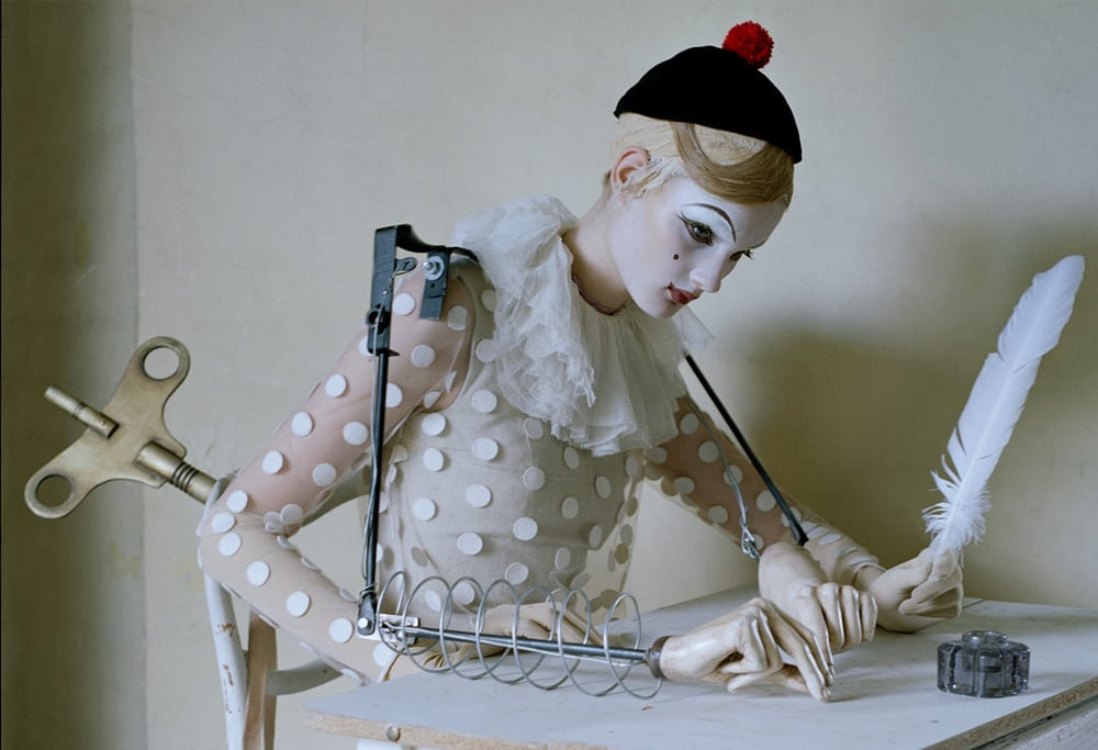 foto: © Tim Walker - Pierrot