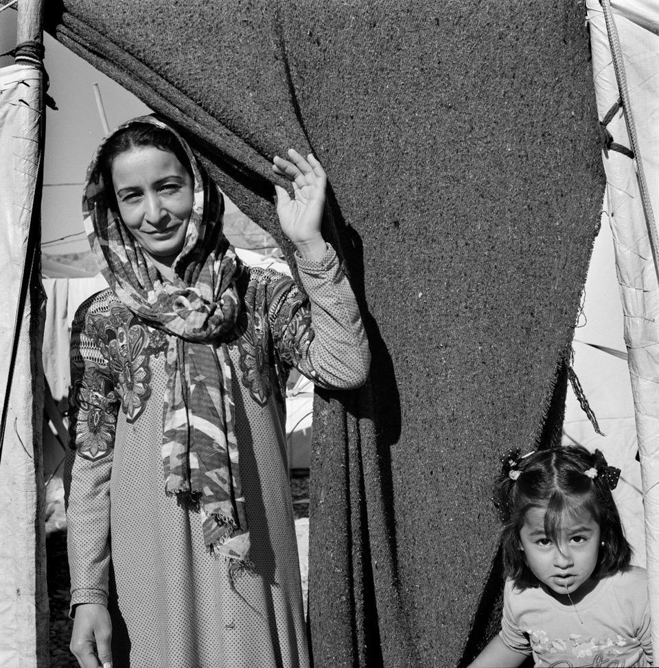foto: © Katharine Cooper, Turkoman Hyam & Shaddah, Bersawa, Zakho, Iraq, 2016