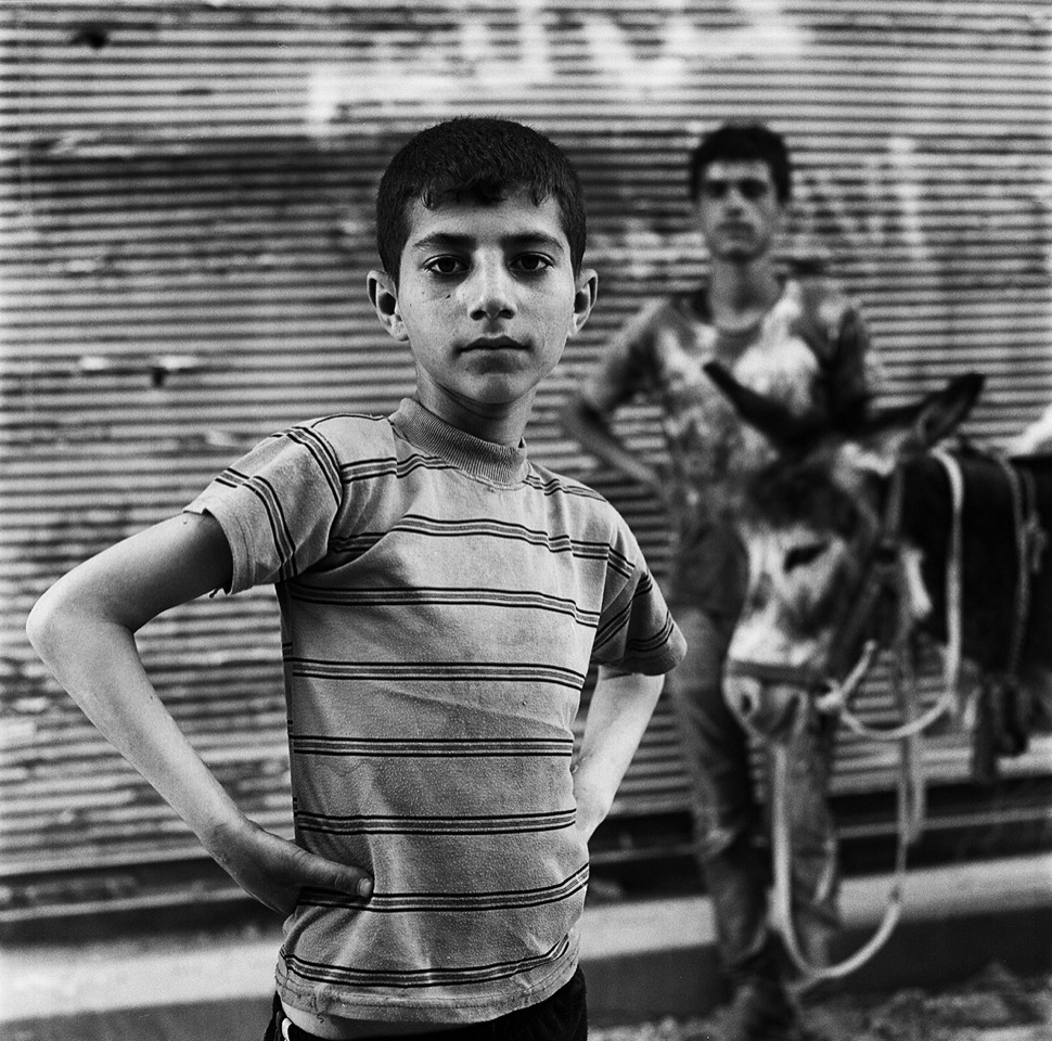 foto: © Katharine Cooper, Boy with Donkey, Aleppo,2017