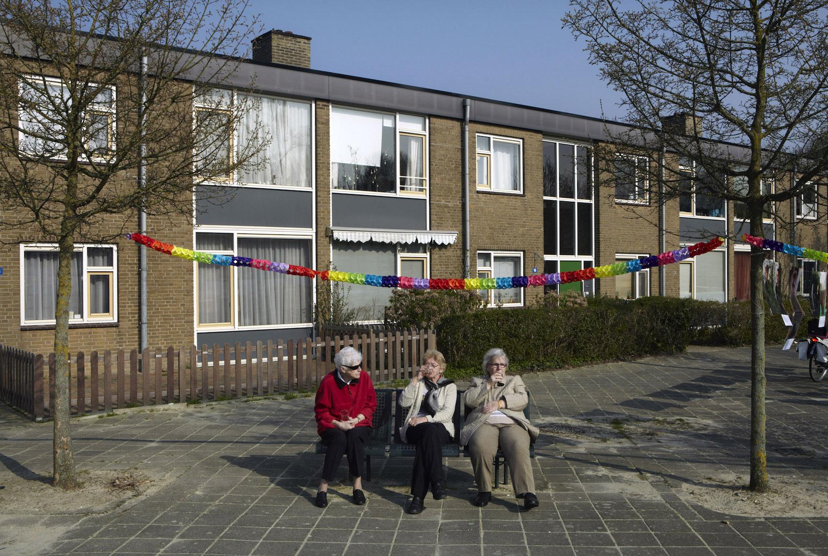 foto: Jan Dirk van den Burg - Betondorp