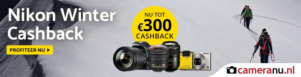 nikon wintger cashback bij cameranu.nl
